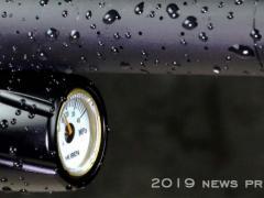 Huben K1 6.35mm Semi Auto With Extra Pressure Gauge