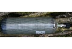 Carbon Persluchtfles 5 liter 300 bar