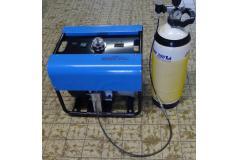 Bascule 300 bar compressor