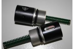 Shinsung vuladapter met manometer