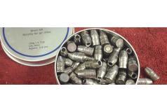 9mm hollowpoint 150 grains ca. 116 st.