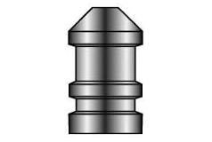 Maxibal .45 kop 258 grains 50 stuks