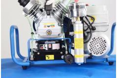 LBC 300 BAR Compressor Internal Cooling Demo Model