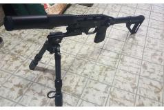 Edgun Leshiy Long Carbon Bipod