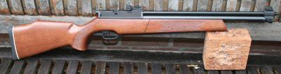 Sharp Carbine Deluxe pompbuks 5.5mm
